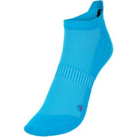 P.A.C. SP 1.0 Footie Active Kurze Socken Damen blau